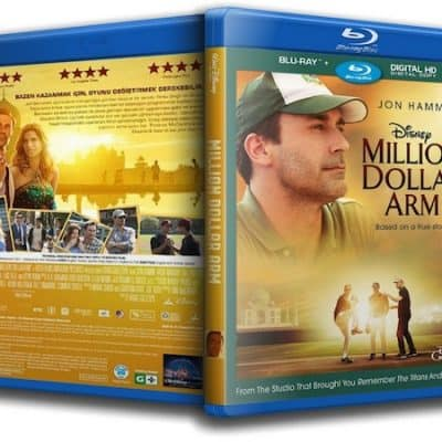 million dollar arm blu ray