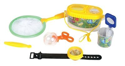 Save 64% on the Adventure Kids Bug Catcher Box Set, Free Shipping Eligible!