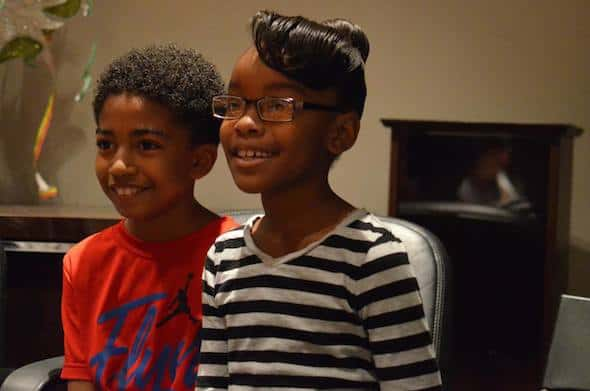 Miles Brown Marsai Martin blackish kids