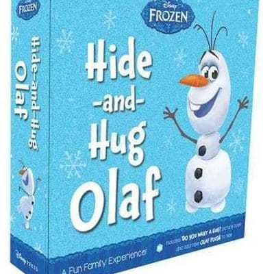 Save 32% on Frozen Hide-and-Hug Olaf, FREE Shipping Eligible!