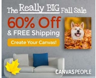 75% Off Canvas Prints + Free Shipping. Don't miss this great deal from Easy Canvas Prints! 75% Off Canvas Prints And Free Shipping!