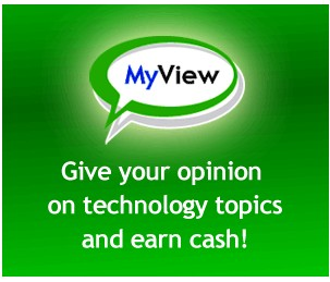 MyView: Take Surveys and Earn Amazon Gift Cards and More