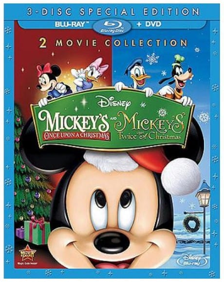mickeys once upon a christmas mickeys twice upon a christmas blu ray dvd is on sale for 1988 at walmartcom right now thats 33 off the regular - Mickeys Twice Upon A Christmas