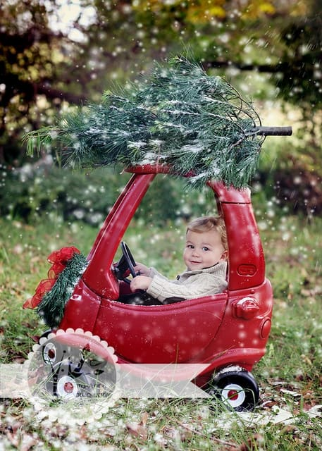 baby christmas card pic ideas