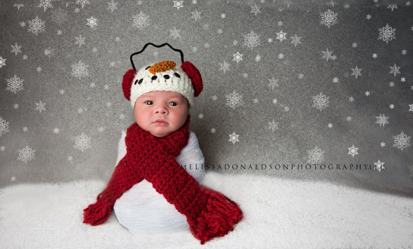 baby christmas card picture ideas