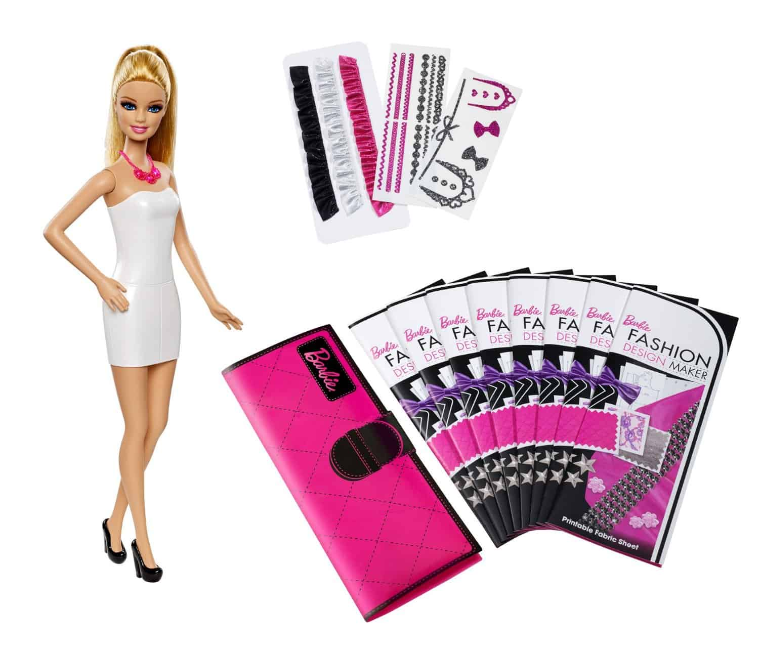Save 42 On The Barbie Fashion Design Doll Maker Free
