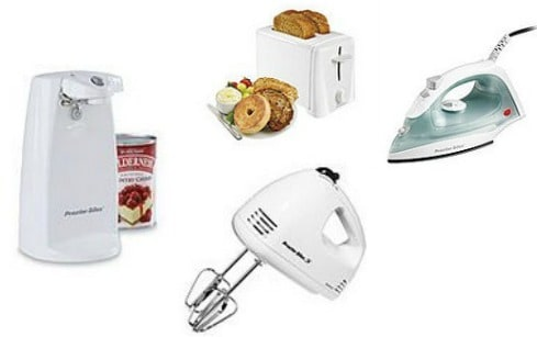 Small Kitchen Appliances Only Plus Free In Store Pickup