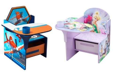 Character Toddler Desk Amp Chair With Storage Bin Only 35