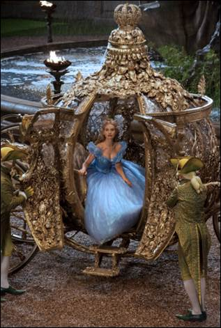disney live action cinderella
