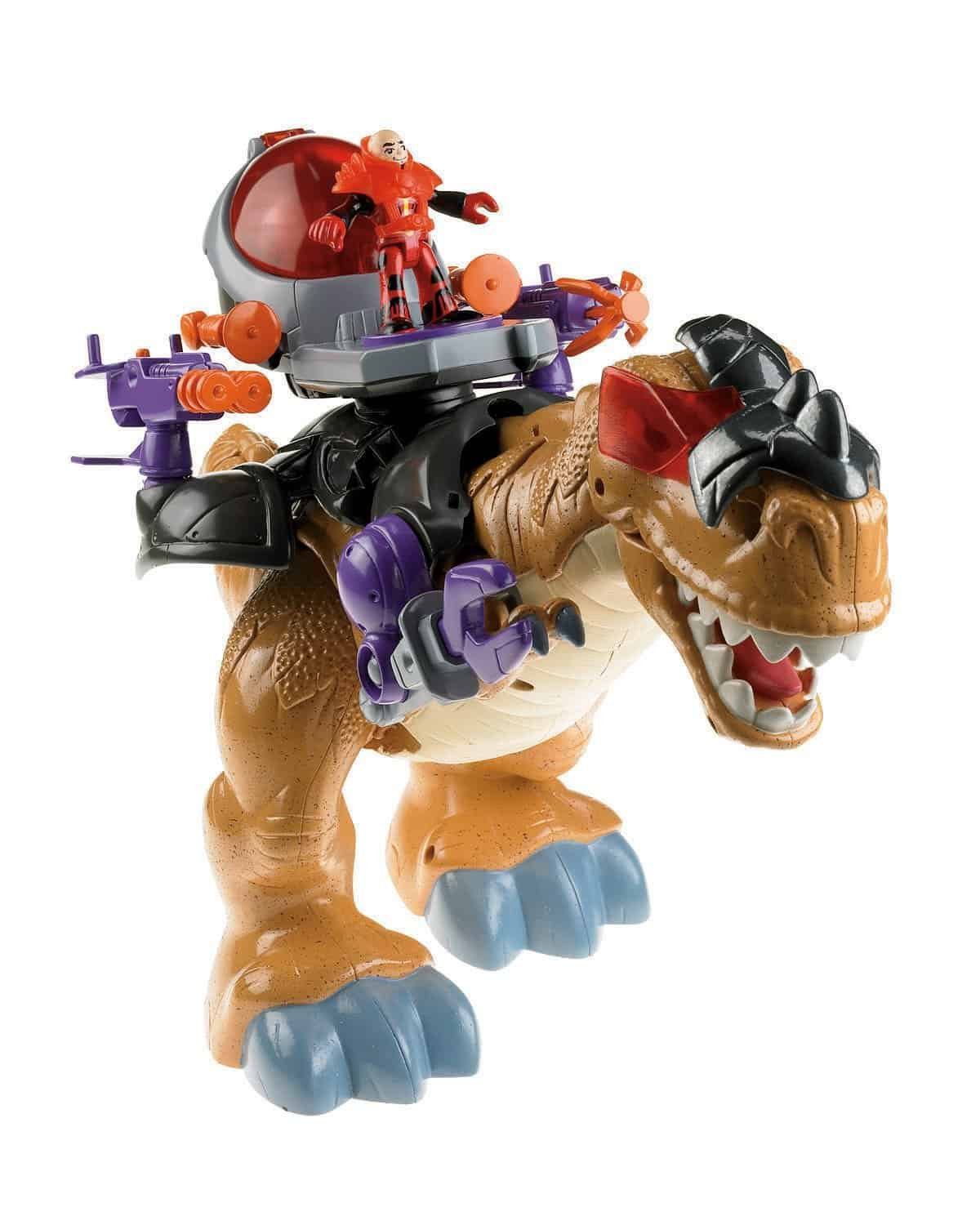 imaginext-trex