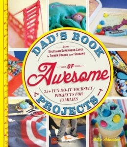 dads book of awesome projects