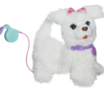 Save 40% on the FurReal Friends Get Up & GoGo My Walkin' Pup Pet + Free Shipping!