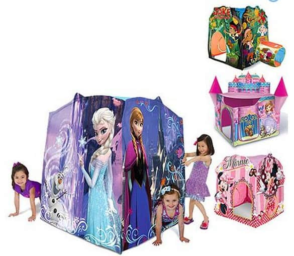 reputable site d0c66 c1a9a Save 50% off Disney Play Tent Characters- Frozen, Sofia ...