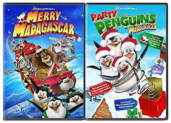 holiday dvds