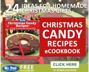 FREE Christmas Candy Recipes eCookbook!