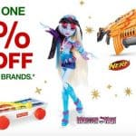 Target.com: Buy One Get One 50% Off Brand Name Toys! PLUS Free Shipping and 5% off with RedCard!