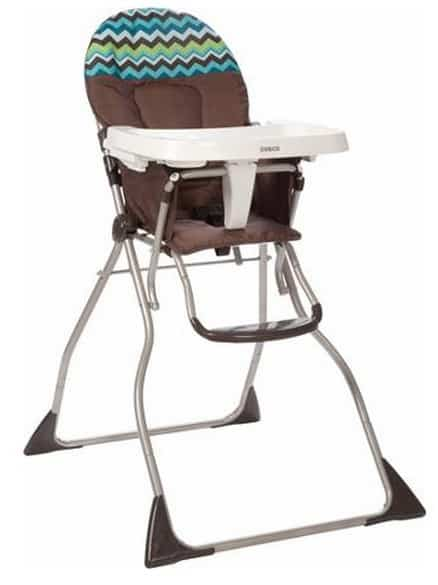 Cosco Flat Fold High Chair only $29 Free Shipping Eligible