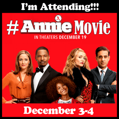 I Attended the ANNIE Press Junket