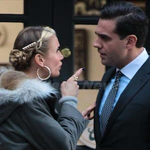 Annie 2014 review cameron Diaz Bobby Cannavale