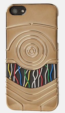 star wars c3po phone case