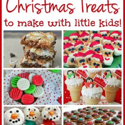 Easy Christmas Recipes for Kids: 21 Fun Kid-Friendly Holiday Treats