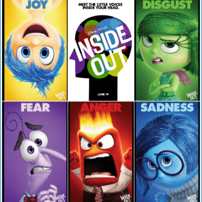 disney pixar inside out trailers