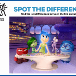 Fun Printable Activity Sheets from Disney/Pixar's Inside Out! #InsideOut