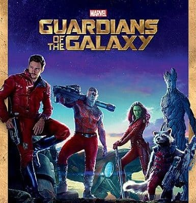 Save 50% on Guardians of the Galaxy 3D Blu-Ray, Digital Copy Preorder, Free Shipping Eligible!