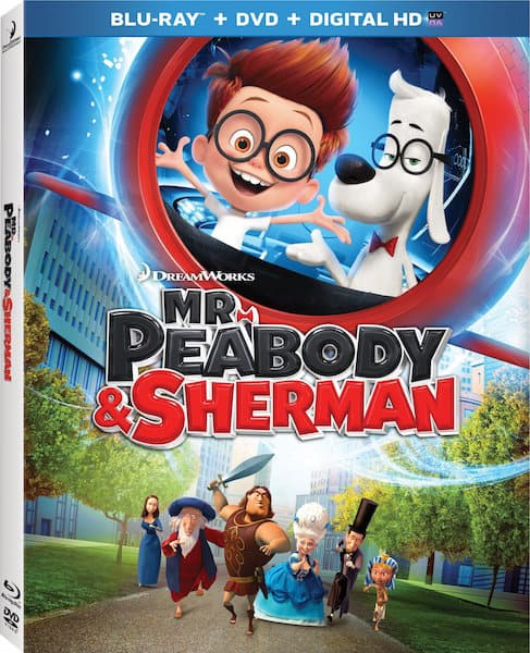 mr peabody and sherman dvd deals