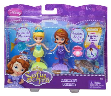 sofia the first mermaid toys