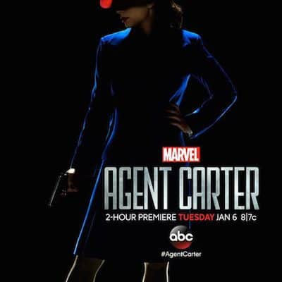 Exclusive: On the Set of Marvel's Agent Carter!