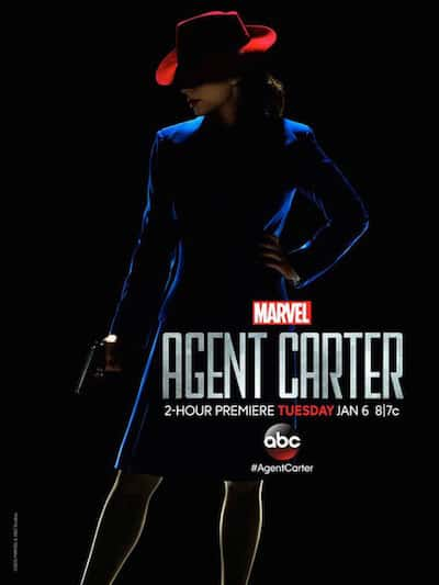 exclusive marvel's agent carter