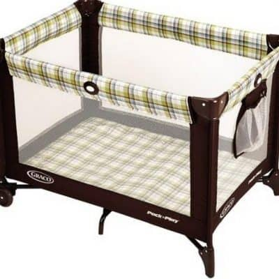 Graco Pack 'n Play Playard $34.88, Free Shipping Eligible!