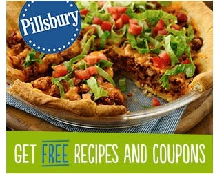 Sign Up to get a FREE Samples, Coupons and more from Pillsbury!