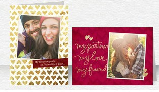 Cardstore Promo Code: 30% off Valentine's Day Cards! FREE Shipping!