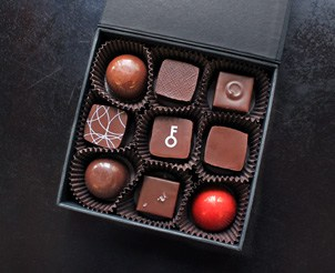 constellation chocolates