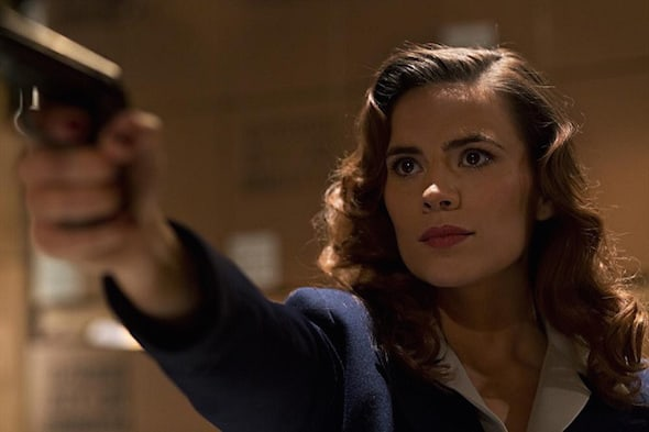 exclusive agent carter interviews
