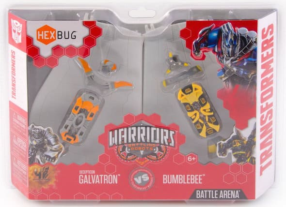 hexbug warriors battle arena