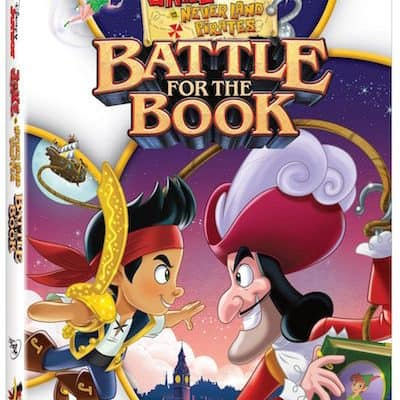 jake and the never land pirates battle for the book review