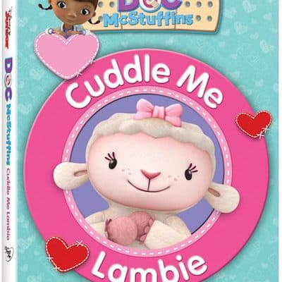Doc McStuffins Cuddle Me Lambie Review