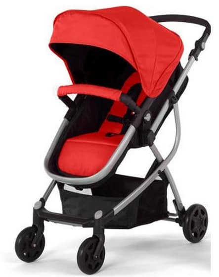 Urbini Omni Solo Stroller Only 99 99 Free Shipping