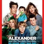 Alexander and the Terrible, Horrible, No Good Very Bad Day Now on DVD, Blu-Ray & Digital HD!