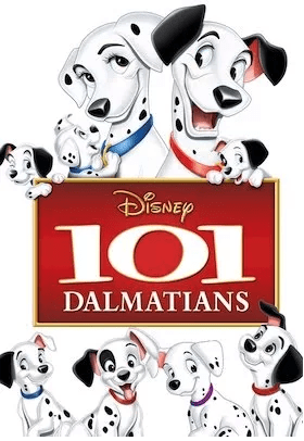 disneys 101 dalmatians blu ray