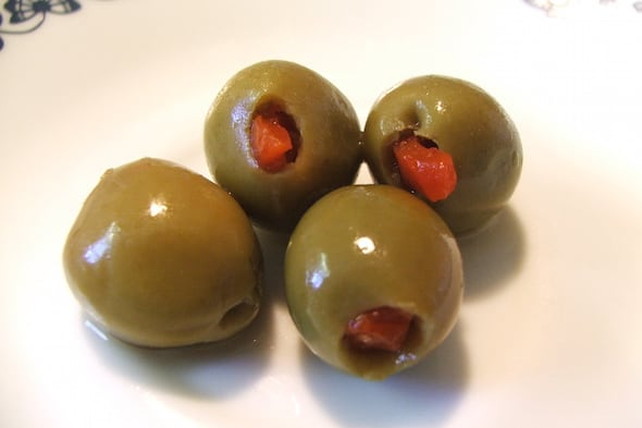 easy appetizer recipes with olives