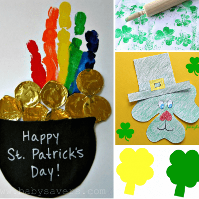 st patrick's day crafts for preschool
