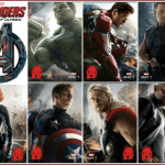 Lots of New Posters and a Trailer for Marvel's #AVENGERS: AGE OF ULTRON #AgeOfUltron