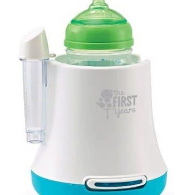 Save 71% on the The First Years Quick Serve Bottle Warmer, Free Shipping Eligible!