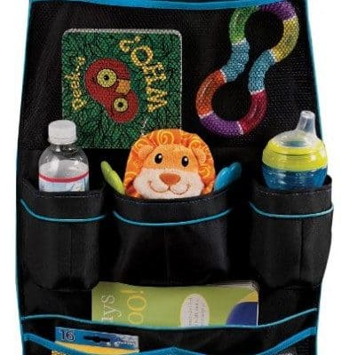 Save 44% on the Munchkin Backseat Organizer, Free Shipping Eligible!