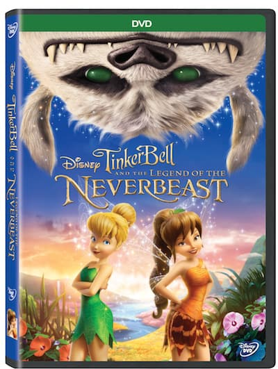 tinker bell and the legend of the neverbeast parent review