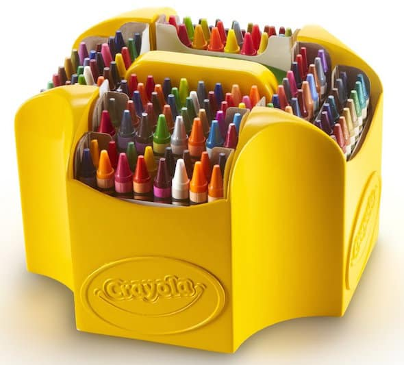 big crayola crayon set